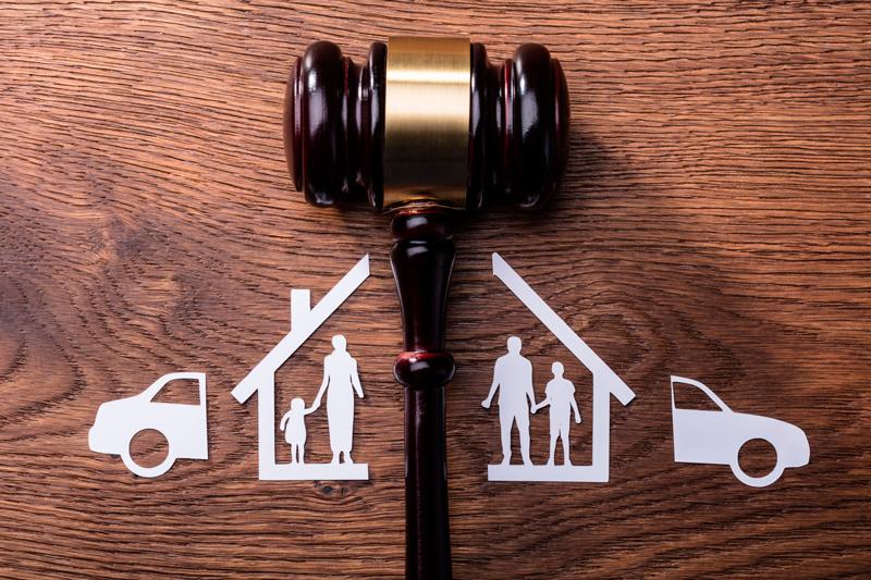 bienes del matrimonio tras el divorcio